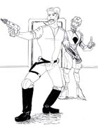 Scoundrel and Robot