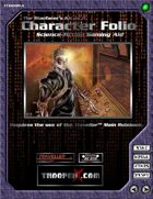 The Starfarer's Kit v2.0 Character Folio