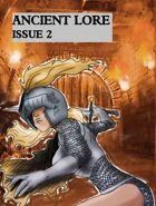 Ancient Lore  Issue 2 (supplement for Ancient steel)