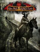 Black Knight supplement for Red dragon's Lair RPG
