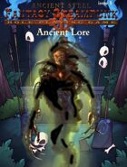 Ancient Lore  Issue 8 (supplement for Ancient steel)