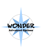 Wonder: Advanced Options