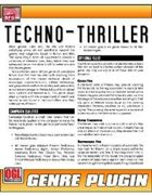 Genre Plugin: Techno-Thriller