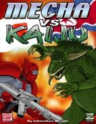 Mecha vs. Kaiju Campaign Setting (True20)