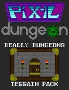 Pixel Dungeon: Deadly Dungeons Terrain Pack