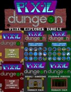 Pixel Dungeon: Pixel Explorer Bundle [BUNDLE]