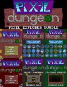 Pixel Dungeon: Pixel Explorer Bundle [BUNDLE]