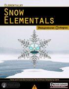 Elementalry: Snow Elementals