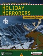 Holiday Heroes & Horrors 2: Holiday Horrorers