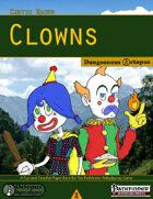 Exotic Races: Clowns