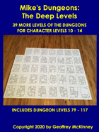 Mike's Dungeons: The Deep Levels