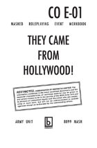 MASHED: Event 01 - They Came From Hollywood