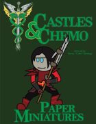 Castles & Chemo: Paper Miniatures