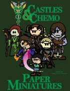 Castles & Chemo: Paper Miniatures II - The Longest Night