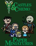 Castles & Chemo: Paper Miniatures IV