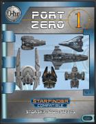 0-hr: Port Zero, vol. 1