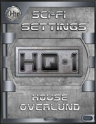 0-hr: House Overlund (HQ-1)
