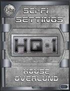 0-hr: House Overlund (HQ-1)