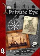 Private Eye - Eine tödliche Wette