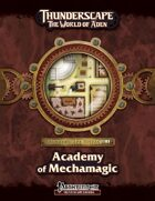 Thunderscape Vistas: Academy of Mechamagic
