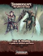 Thunderscape: Law & Destiny