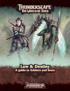 Thunderscape: Law & Destiny