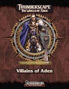 Thunderscape: Villains of Aden