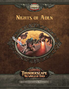 Savage Thunderscape: Nights in Aden