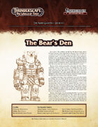 Thunderscape: Aden Gazette 2 - The Bear's Den