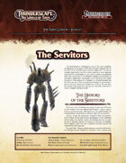 Thunderscape: Aden Gazette 3 - The Servitors
