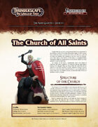 Thunderscape: Aden Gazette 4 - The Church of All Saints