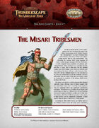 Savage Thunderscape: Aden Gazette 7 - Misari Tribesmen