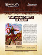 Thunderscape: Aden Gazette 9 - The Veiled Council