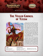 Savage Thunderscape: Aden Gazette 9 - The Veiled Council