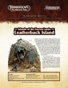 Thunderscape: Aden Gazette 10 - Leatherback Island