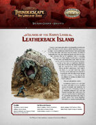 Savage Thunderscape: Aden Gazette 10 - Leatherback Island