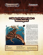 Thunderscape: Aden Gazette 13 - Steelspire