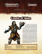 Thunderscape: Aden Gazette 14 - Courts of Aden