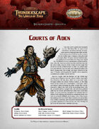 Savage Thunderscape: Aden Gazette 14 - Courts of Aden