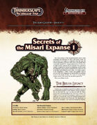 Thunderscape: Aden Gazette 15 - Secrets of the Misari Expanse