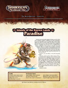 Thunderscape: Aden Gazette 17 - Paradise