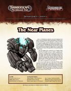 Thunderscape: Aden Gazette 20 - The Near Planes