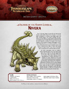 Savage Thunderscape: Aden Gazette 21 - Nivera