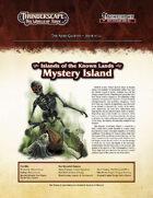 Thunderscape: Aden Gazette 22 - Mystery Island