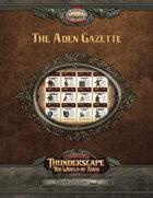 Savage Thunderscape: Aden Gazette Compendium, Volume 2