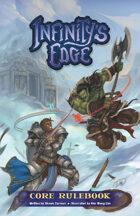 Infinity's Edge: Character Sheet