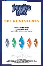 Infinity's Edge: 100 Runestones