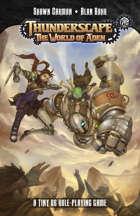 Thunderscape TinyD6: Heroes & Villains Deck