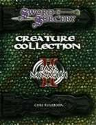 Creature Collection II: Dark Menagerie