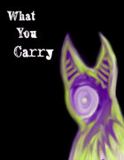 What You Carry [beta]